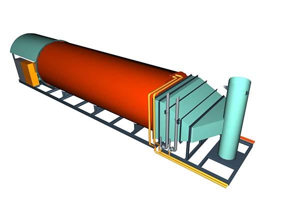 FSE Energy, Inc. Steam Generator