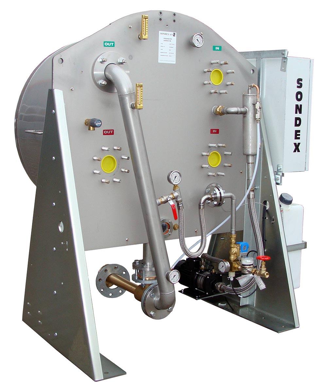 Commercial Water Distiller ~ Fresh water distiller sme process solution llc