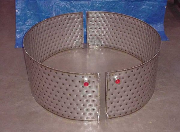 Brune Engineered Products clamp