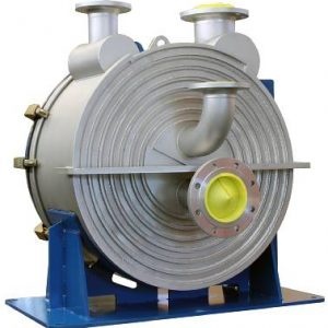 Spiral Plate Exchanger
